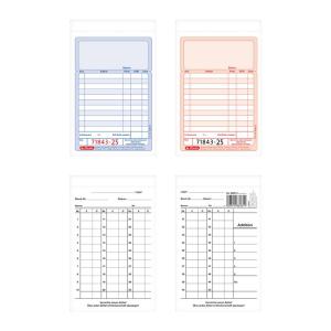 Kassenbücher - Kassenformulare