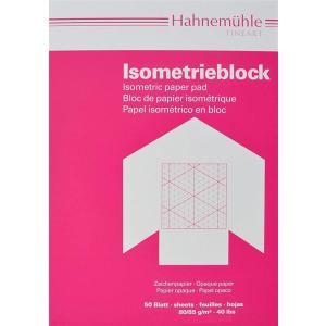 Milimeterpapier - Isometriepapier - Statikpapier