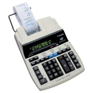 Tischrechner mit Druckfunktion