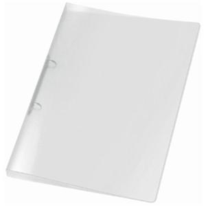 VELOFLEX Ringbuch PROPYGLASS - DIN A4 - PP - transparent