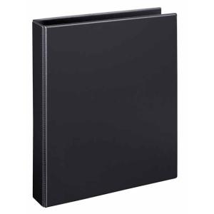 VELOFLEX Ringbuch Comfort - DIN A4 - PVC - 1,6 cm - schwarz