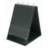 VELOFLEX Tischflipchart - DIN A3 - PVC - 3 cm - schwarz