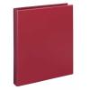 VELOFLEX Ringbuch Comfort - DIN A4 - PVC - 1,6 cm - rot