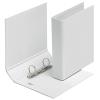 VELOFLEX Präsentationsringbuch VELODUR - DIN A5 - PP - 3 cm - weiß