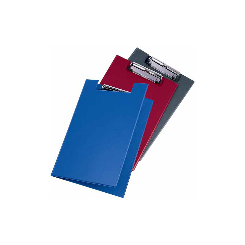Veloflex Clipboard A4 PVC sort.