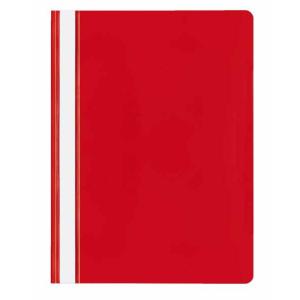 VELOFLEX Schnellhefter VELOFORM - DIN A4 - PP - rot - 20 Stück