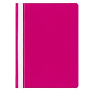 VELOFLEX Schnellhefter VELOFORM - DIN A4 - PP - pink