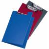 VELOFLEX Clipboard - DIN A4 - PVC - max. 100 Blatt - schwarz