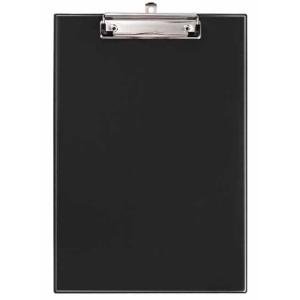 VELOFLEX Schreibplatte - DIN A4 - PVC - schwarz
