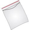 VELOFLEX Druckbandbeutel - 120 x 170 mm - PP - transparent - 100 Stück