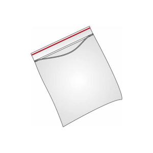 VELOFLEX Druckbandbeutel - 160 x 220 mm - PP - transparent - 100 Stück