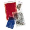VELOFLEX Druckbandbeutel - 180 x 250 mm - PP - transparent - 100 Stück