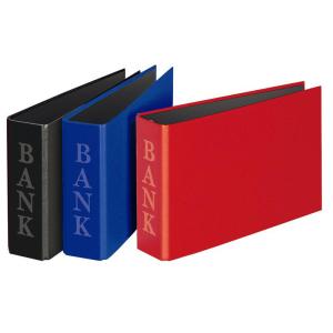 VELOFLEX Ringbuch VELOCOLOR Classic - Bank - DIN A6 - PP...