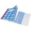 VELOFLEX Heftumschlag Vokabeltrainer - DIN A5 - PVC - transparent
