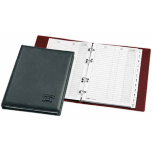 VELOFLEX Telefonringbuch Exquisit - 182 x 225 mm - PVC -...