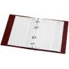 VELOFLEX Telefonringbuch Exquisit - 182 x 225 mm - PVC - braun - 25 Blatt