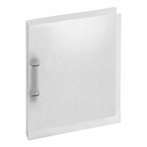 VELOFLEX Ringbuch Crystal - DIN A4 - PP - 2,5 cm -...