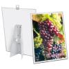 VELOFLEX Plakatständer - DIN A5 - PP - glasklar