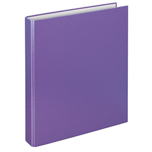 VELOFLEX Ringbuch Basic - DIN A4 - PP - 2,5 cm - lila