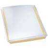 VELOFLEX Faltentasche VELOCOLL - DIN A5 - PP - selbstklebend - 5 Stück