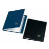 VELOFLEX Telefonringbuch - DIN A5 - PVC - schwarz - 12 Blatt
