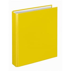 VELOFLEX Ringbuch Basic - DIN A5 - PP - 2,5 cm - gelb