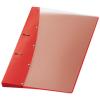 VELOFLEX Ringbuch DIAMOND - DIN A4 - PP - 2 cm - rot