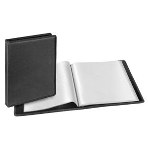 VELOFLEX Sichtbuch Office - DIN A4 - Stoff - 36...