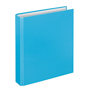 VELOFLEX Ringbuch Basic - DIN A5 - PP - 2,5 cm - lichtblau