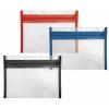 VELOFLEX VELOBAG XXS Reißverschlusstasche - DIN A5 - PP - blau