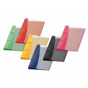 VELOFLEX Ringbuch DIAMOND - DIN A5 - PP - 2 cm - sortiert