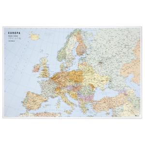 VELOFLEX Schreibunterlage Europa - 40 x 60 cm - Kunststoff