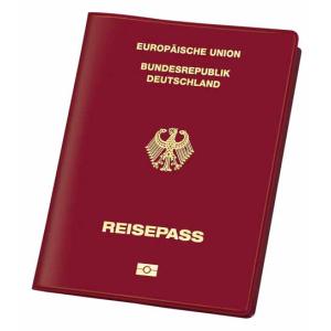 VELOFLEX Reisepass-Schutzhülle Document-Safe - 100 x...
