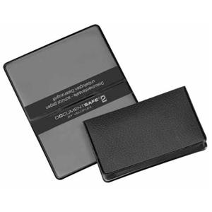 VELOFLEX Ausweishülle Document Safe - 93 x 59 mm -...