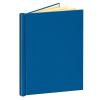 VELOFLEX Klemmbinder - DIN A4 - Karton - max. 200 Blatt - blau