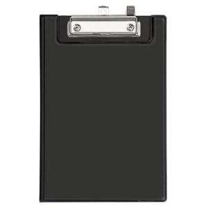 VELOFLEX Clipboard - DIN A5 - PVC - max. 100 Blatt - schwarz