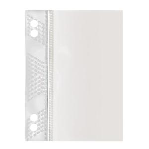 VELOFLEX Doppelheftfix Heftstreifen - 60 x 100 mm - PP - selsbtklebend - glasklar - 50 Stück