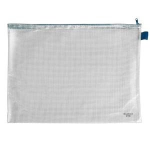 VELOFLEX Reißverschlusstasche - DIN A3 - PVC -...