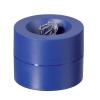 MAUL Briefklammernspender, Ø 7,3cm, 6cm hoch, blau