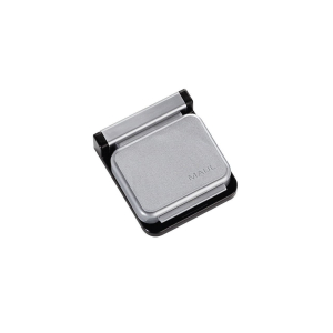 MAUL Planhalter Magnetclip selbstklebend, 36x40mm 10...