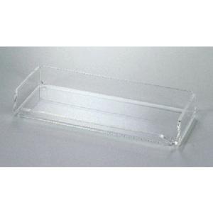 MAUL Büroschale Acryl, 22x9,5x3cm, glasklar