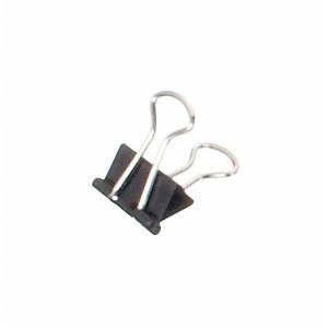 MAUL Foldback-Klemmer mauly, 13mm, 12  St., schwarz