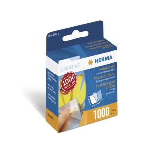 Herma 1071 Fotokleber - permanent - 1000 Stück