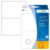 Herma 2570 Vielzwecketiketten - 74 x 105 mm - weiß - Papier - 64 Stück