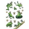Herma 3263 MAGIC Sticker - Froschkönig - 11 Sticker