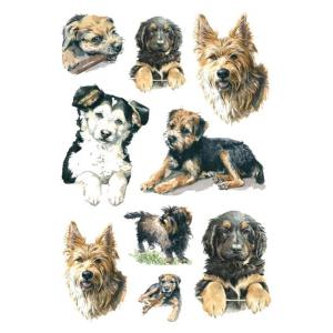 Herma 3341 DECOR Sticker - Hunde -27 Sticker