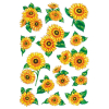 Herma 3346 DECOR Sticker - Sonnenblumen - 28 Sticker