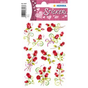 Herma 3347 DECOR Sticker - Rosen - 26 Sticker