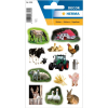 Herma 3358 DECOR Sticker - Bauernhoftiere - 39 Sticker