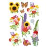 Herma 3369 DECOR Sticker - moderne Blumen - 30 Sticker